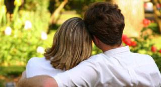 affinità di coppia e amore